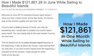 海外有名ブログMaking Sense of cent