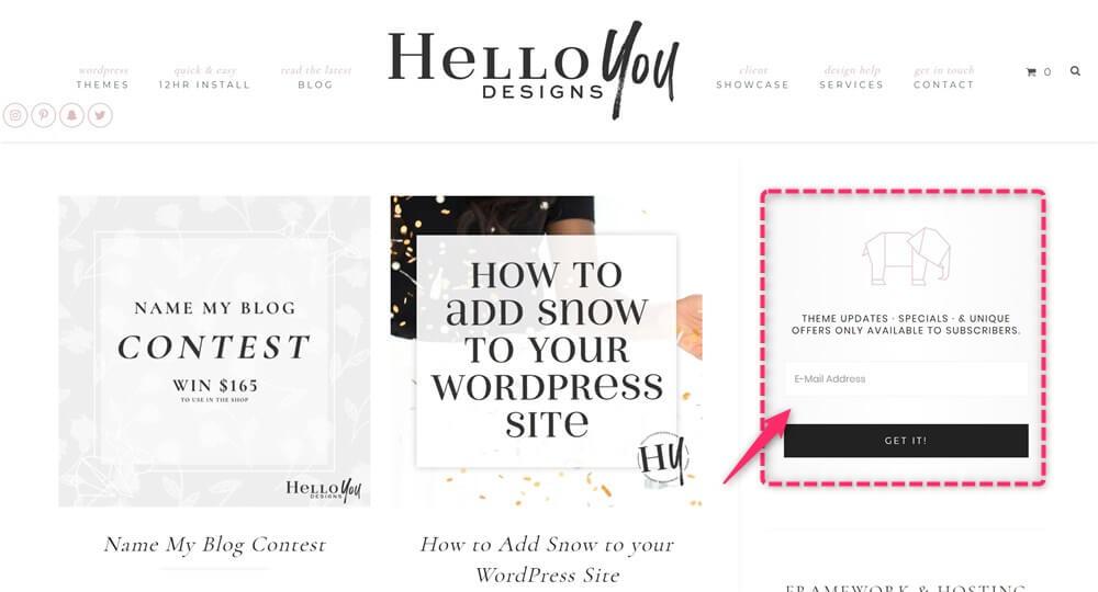 海外のおしゃれな女性向けスタイリング写真サイト Hello You Design