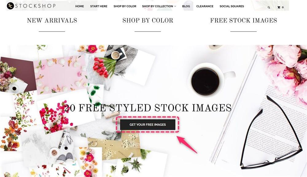 海外のおしゃれな写真サイト。SC Stock